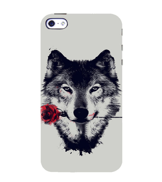 EPICCASE Peave over blood Back Case Cover for Apple iPhone 4