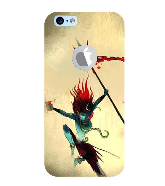 EPICCASE Artistic Lord Shiva  Back Case Cover for Apple iPhone 6plus/6splus