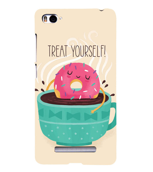 EPICCASE Treat yourself Back Case Cover for Xiaomi Redmi Mi4i