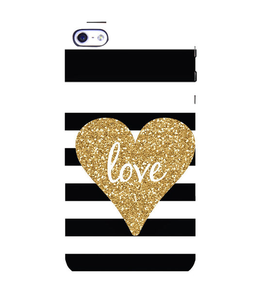 EPICCASE Love patterns Back Case Cover for Apple iPhone 4