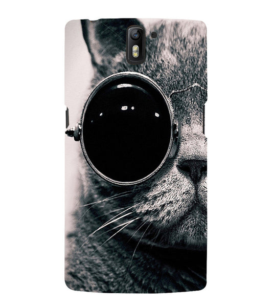 EPICCASE Swag cat Back Case Cover for Oneplus One