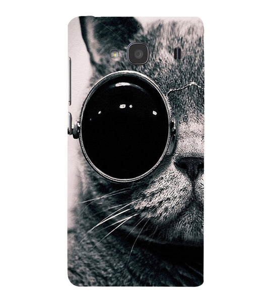EPICCASE Swag cat Back Case Cover for Xiaomi Redmi 2s