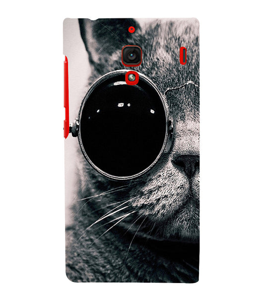 EPICCASE Swag cat Back Case Cover for Xiaomi Redmi 1s