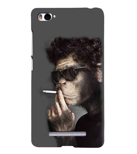 EPICCASE Smoking monkey swag Back Case Cover for Xiaomi Redmi Mi4i