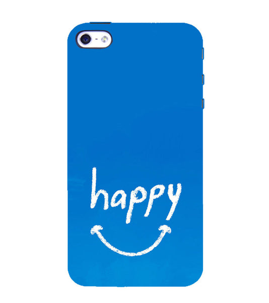 EPICCASE Happy case Back Case Cover for Apple iPhone 5/5s