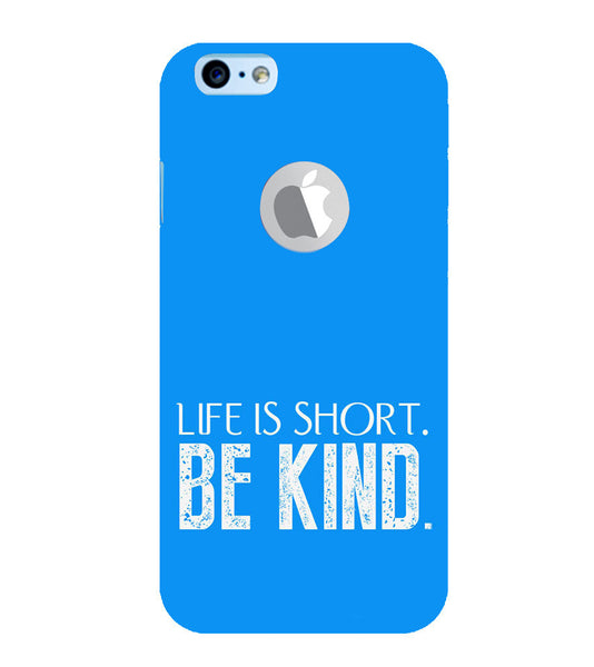 EPICCASE Be kind Back Case Cover for Apple iPhone 6plus/6splus