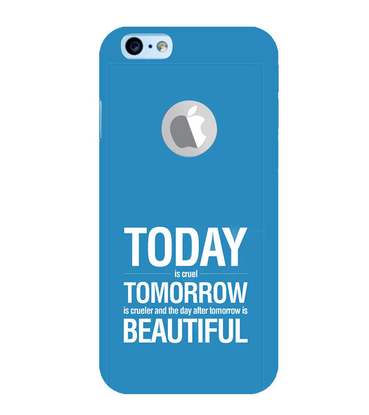 EPICCASE Future is success Back Case Cover for Apple iPhone 6/6s