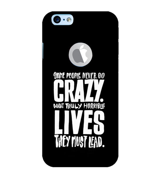 EPICCASE Do crazy Back Case Cover for Apple iPhone 6/6s