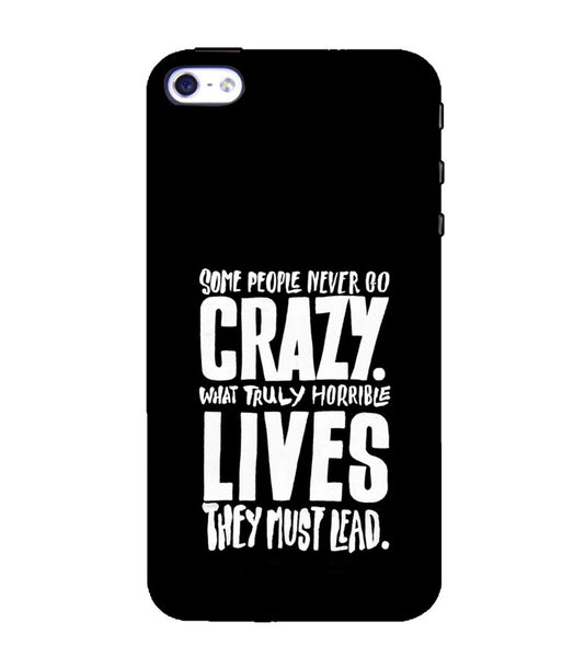 EPICCASE Do crazy Back Case Cover for Apple iPhone 4