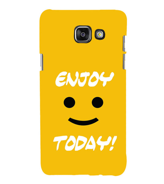 EPICCASE Enjoy today Back Case Cover for Samsung A5 2016