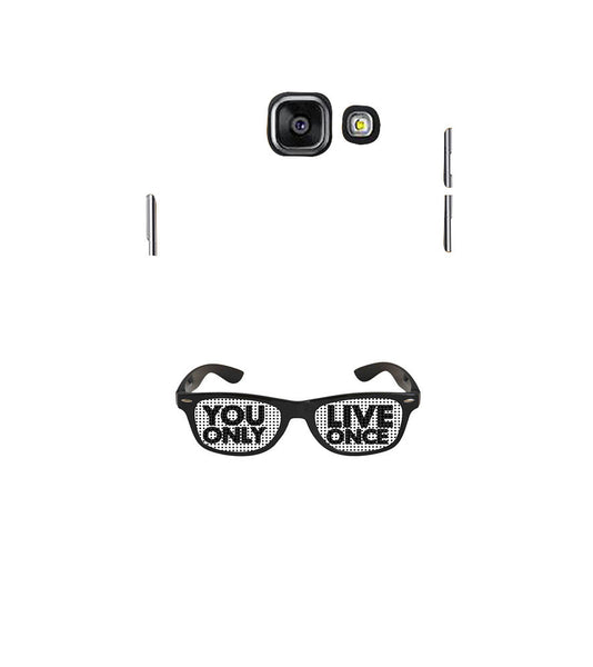 EPICCASE YOLO GLASSES Back Case Cover for Samsung A5 2016