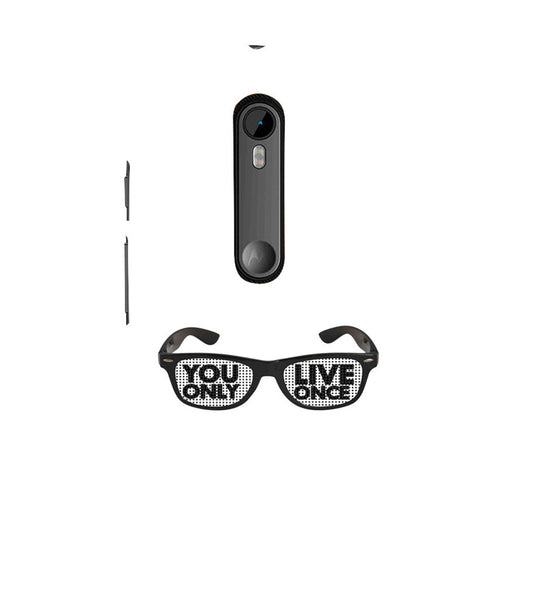 EPICCASE YOLO GLASSES Back Case Cover for Moto X Style