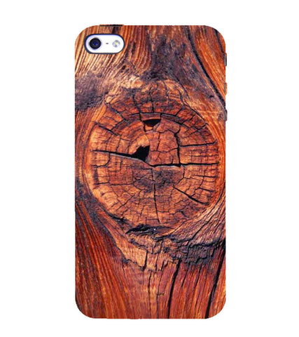 EPICCASE 3d wood finish Back Case Cover for Apple iPhone 4