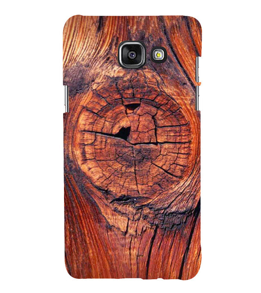 EPICCASE 3d wood finish Back Case Cover for Samsung A7 2016