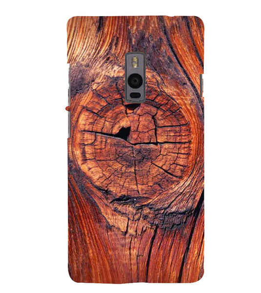 EPICCASE 3d wood finish Back Case Cover for Oneplus Two