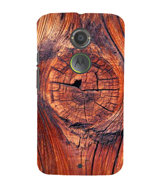 EPICCASE 3d wood finish Back Case Cover for Moto X2