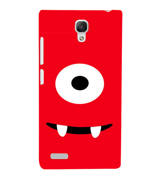 EPICCASE Cute monster Back Case Cover for Xiaomi Redmi Note
