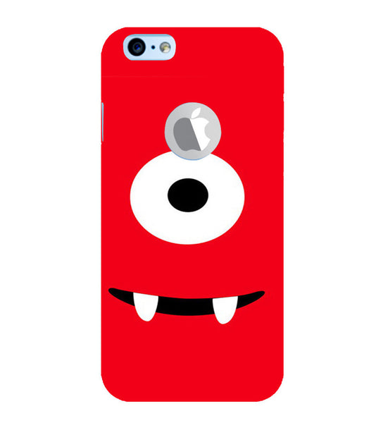 EPICCASE Cute monster Back Case Cover for Apple iPhone 6/6s
