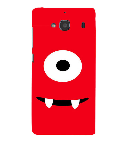 EPICCASE Cute monster Back Case Cover for Xiaomi Redmi 2s