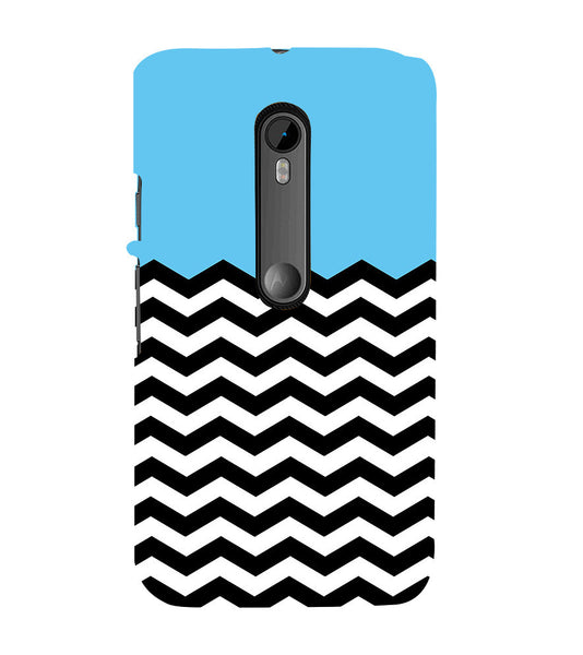 EPICCASE Patternomaniac Back Case Cover for Moto X Force