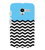 EPICCASE Patternomaniac Back Case Cover for Moto X