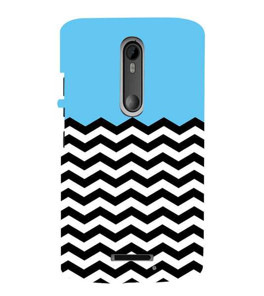 EPICCASE Patternomaniac Back Case Cover for Moto X3