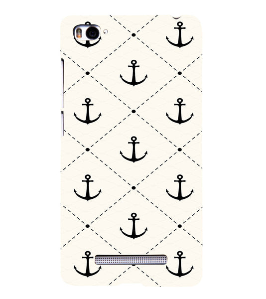 EPICCASE Anchor case Back Case Cover for Xiaomi Redmi Mi4i