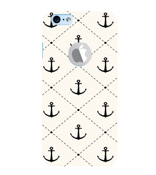 EPICCASE Anchor case Back Case Cover for Apple iPhone 6/6s