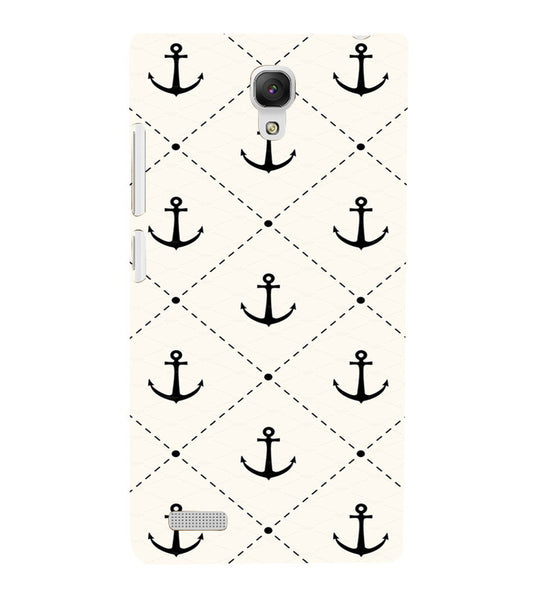EPICCASE Anchor case Back Case Cover for Xiaomi Redmi Note prime