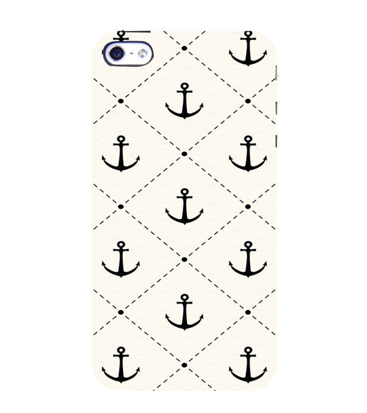 EPICCASE Anchor case Back Case Cover for Apple iPhone 5/5s