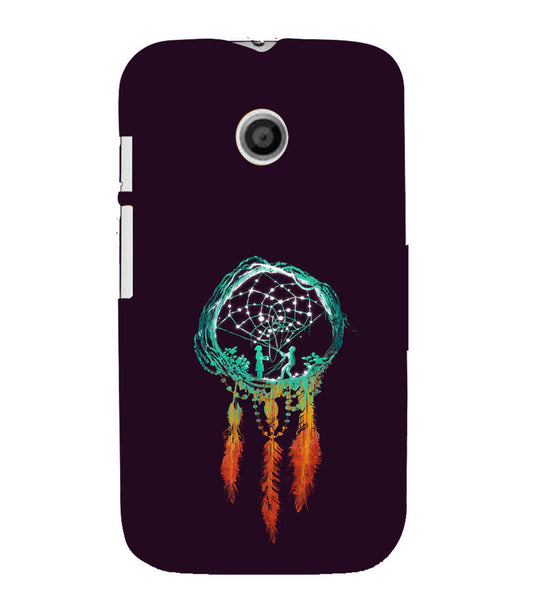 EPICCASE Game of Throne Back Case Cover for Moto E