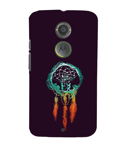 EPICCASE Game of Throne Back Case Cover for Moto X2