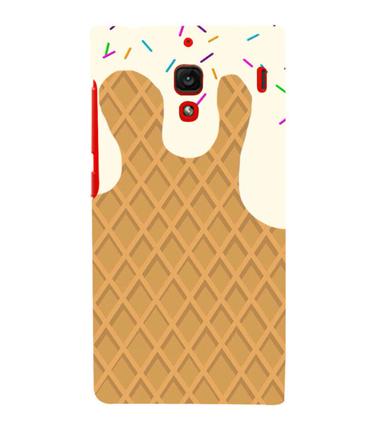 EPICCASE Waffer Case Back Case Cover for Xiaomi Redmi 1s