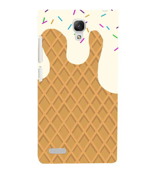 EPICCASE Waffer Case Back Case Cover for Xiaomi Redmi Note