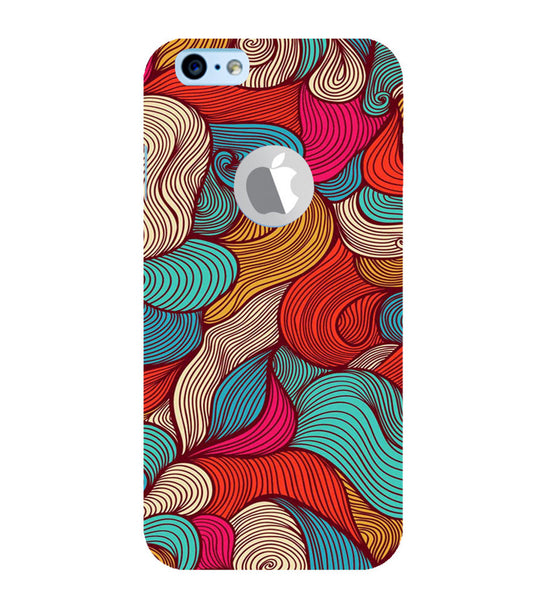 EPICCASE Threaded Pattern case Back Case Cover for Apple iPhone 6plus/6splus