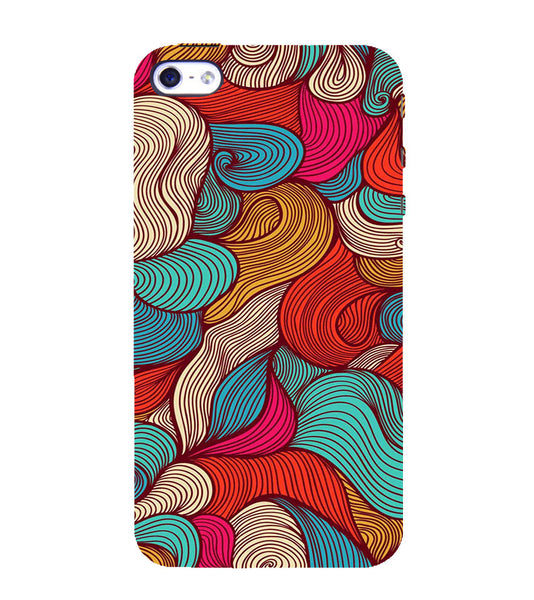 EPICCASE Threaded Pattern case Back Case Cover for Apple iPhone 5/5s