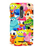 EPICCASE Cartoons Back Case Cover for Moto X3
