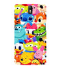 EPICCASE Cartoons Back Case Cover for Oneplus One