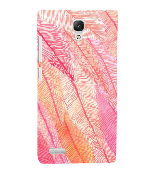 EPICCASE Feather Back Case Cover for Xiaomi Redmi Note prime