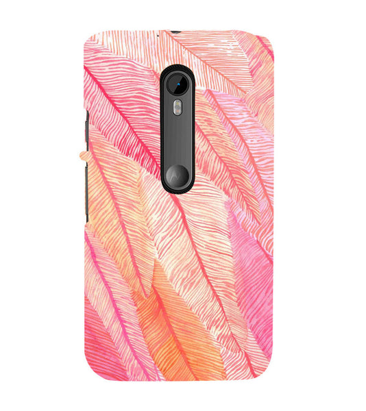 EPICCASE Feather Back Case Cover for Moto X Play