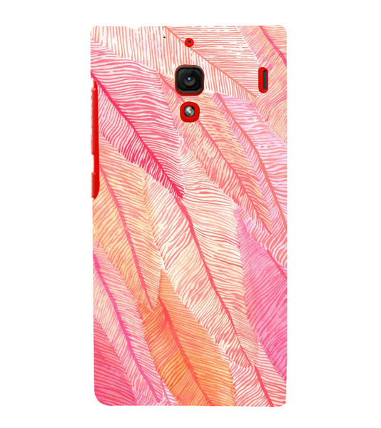 EPICCASE Feather Back Case Cover for Xiaomi Redmi 1s
