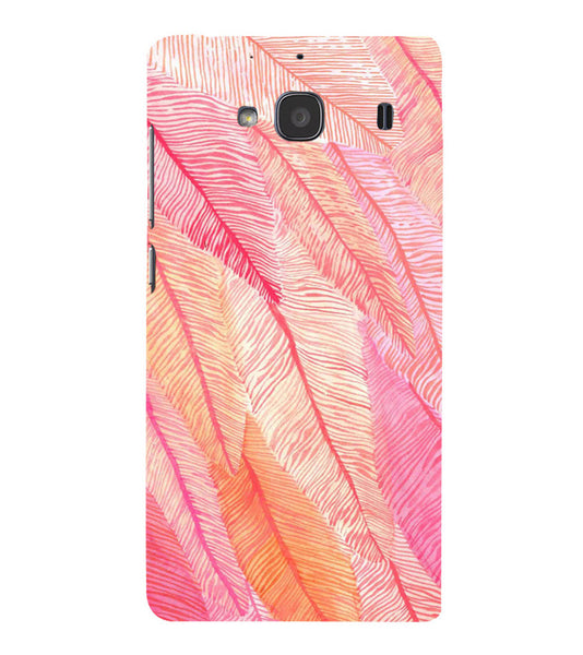 EPICCASE Feather Back Case Cover for Xiaomi Redmi 2s