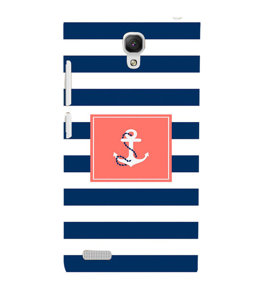 EPICCASE Navy Back Case Cover for Xiaomi Redmi Note prime
