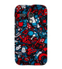 EPICCASE Absract Art Case Back Case Cover for Moto G