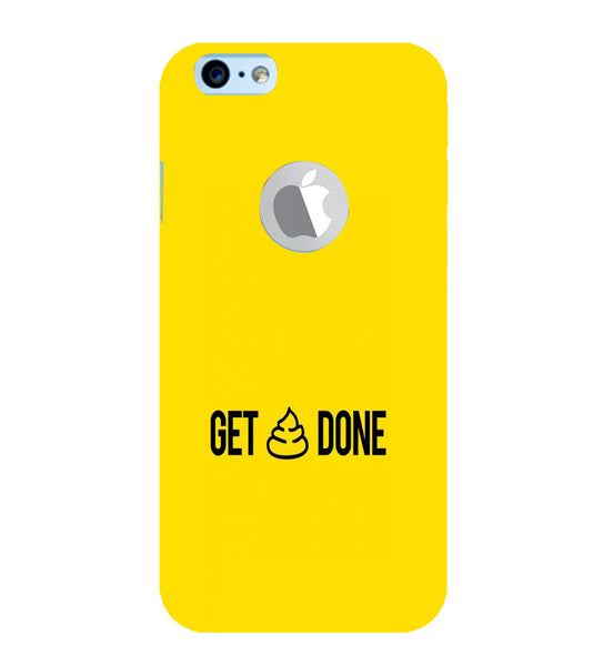 EPICCASE Get _ Done Back Case Cover for Apple iPhone 6plus/6splus