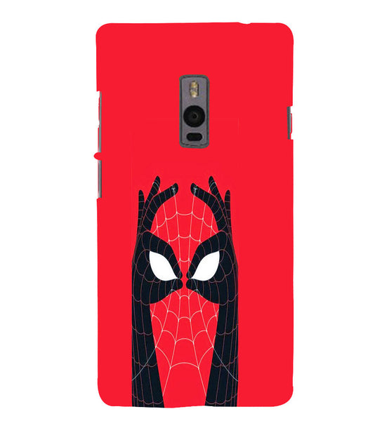 EPICCASE Spiderman Eyes Back Case Cover for Oneplus Two