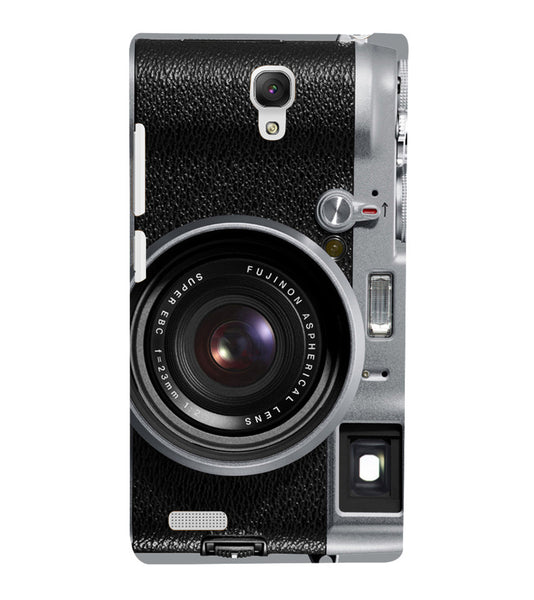 EPICCASE Fuji Camera Back Case Cover for Xiaomi Redmi Note