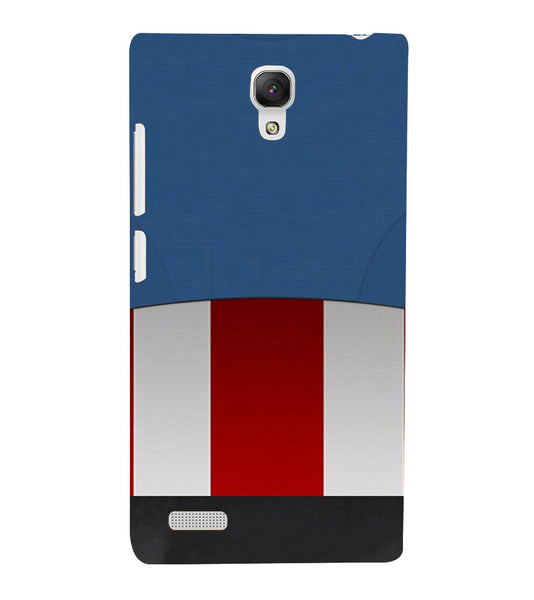 EPICCASE Bad Design Back Case Cover for Xiaomi Redmi Note
