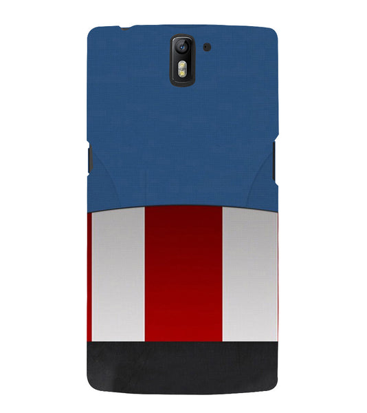 EPICCASE Bad Design Back Case Cover for Oneplus One