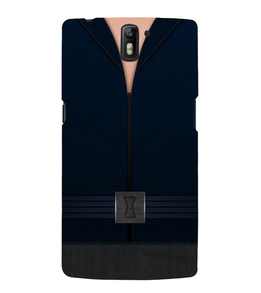 EPICCASE Zipped Out Back Case Cover for Oneplus One